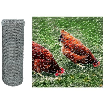 "Hex Netting, 48"" x 150 feet - 2"" x 20 gauge"
