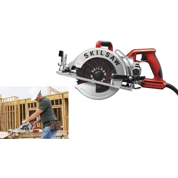 Worm Drive Saw 7-1/4 in