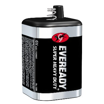 Super Heavy Duty Lantern Battery ~ 6 Volt