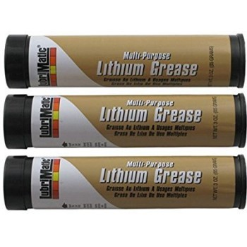 Multi Purpose Grease, 3-Pack ~ 3 Oz. ea