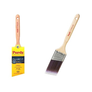 ClearCut Gllide Angle Trim Brush ~ 2.5""