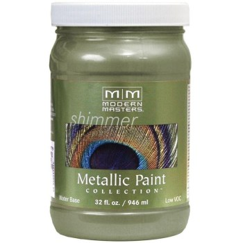 Metallic Paint, Ivy 32 Ounce