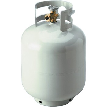 Worthington Cylinders 281247 Propane Cylinder, 20 Pounds