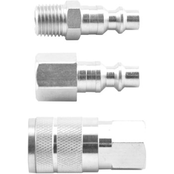 5pc 1/4 Coupler Kit