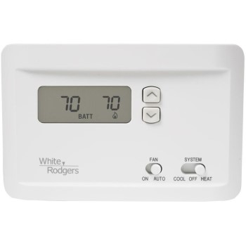 White Rodgers NP110 Non-Pro Thermostat