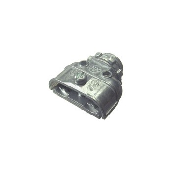 Halex  91580 Duplex Connector, 3/8""