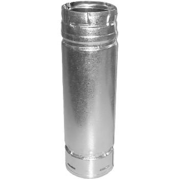 """M & G Duravent 4PVL-12 Pellet Vent Pipe ~ 4"""" x 12"""""""