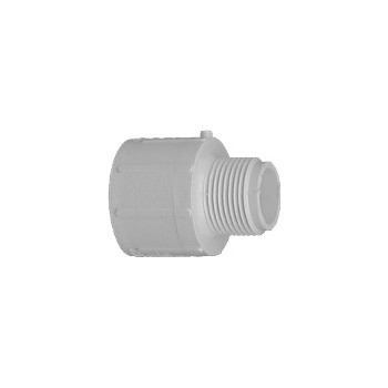 Male Adapter, 1-1/4 x 1 inch
