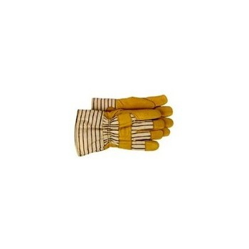Pigskin Leather Palm Gloves - Large