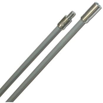 Rutland 25P-5 Flexible Pellet Stove Cleaning Brush Rod ~ 5 Ft