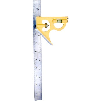 Great Neck 10225 Combination Square, 12 inch