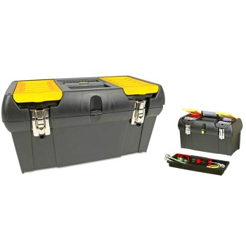 Zag/Stanley 019151M Series 2000 Tool Box With Tray ~ 19""