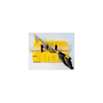 Clamping Miter Box & Saw