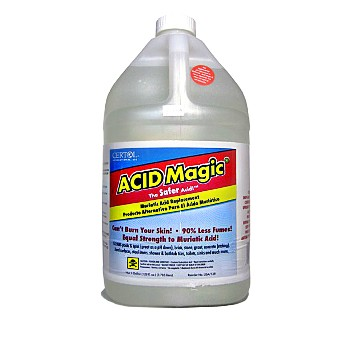 ACID Magic,  Gallon Jug