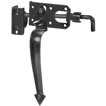 Gate Latch ~ Satin Black