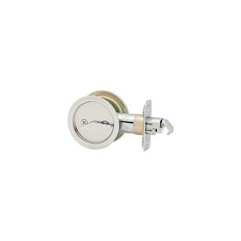 Kwikset 93350-021 Pocket Door Privacy Lock