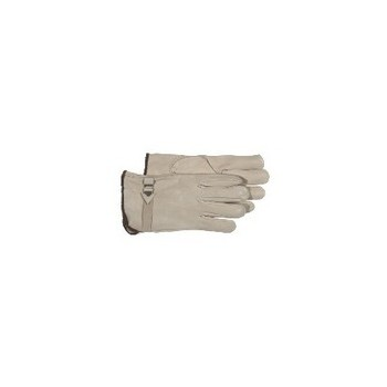 Leather Gloves - Premium Grain - Large