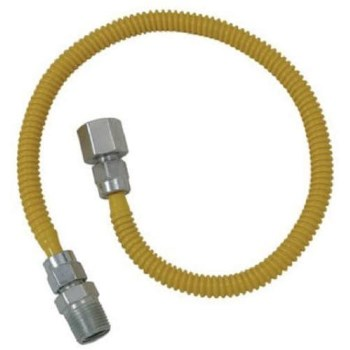 Brass Craft Manufacturing CSSL54-60P Cssl54-60 P 60 Ss Gas Line