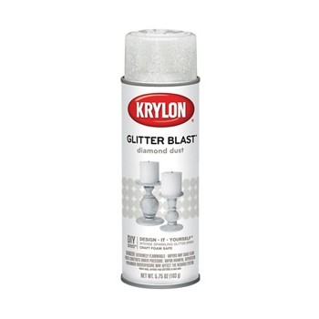 Glitter Blast Spray Paint,  Diamond Dust ~ 5.7 5oz