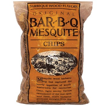 BBQ Mesquite Wood Chips - 2 pounds