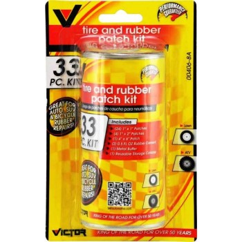 Bell/victor Automotive V406 Tire And Rubber Patch Kit