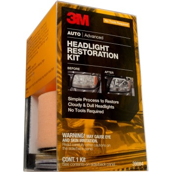 Headlight Restore Kit