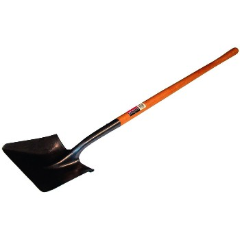Shovel, Square Point ~ Long Handle, 42""