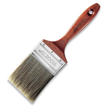 J4104 2.5in. Ermine Brush