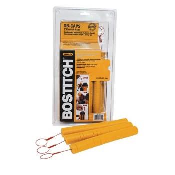 Bostitch SBCAPS Plastic Caps - 1 inch