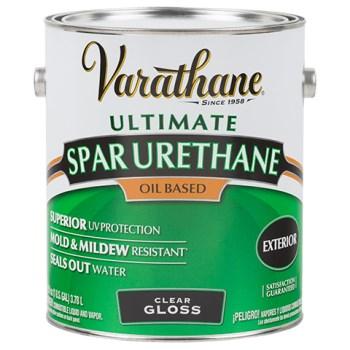 Rust-Oleum 9231 Varathane Premium Exterior Spar Urethane, Clear Gloss ~ Gallon