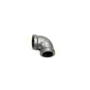 Galvanized Iron Elbow~ 90 degree, 1/2""