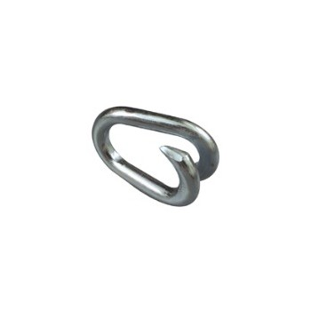 Zinc Plated Lap Link, 3152 bc 5 / 16 Inches