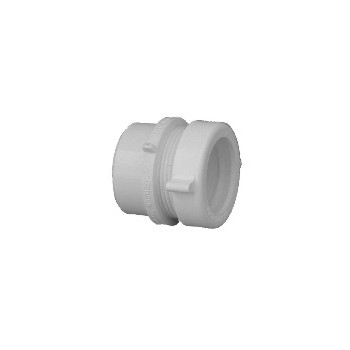 Trap Adapter, 1 1/2 x 1 1/2 inch