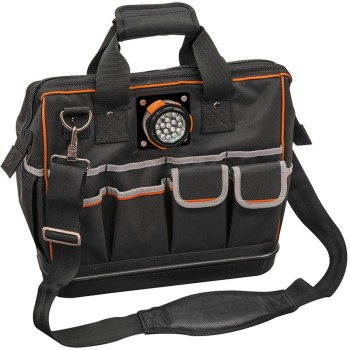 Klein Tools  Lighted Pro Tool Bag