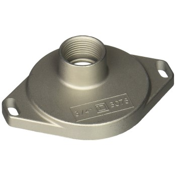 Rainproof Bolt-On Hub  ~ 3/4""