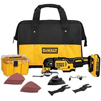 Black & Decker/Dewalt DCS355D1 20V Max XR Oscillating Multi-Tool Kit