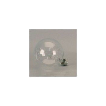 Light Bulb, Globe Clear 60 Watt