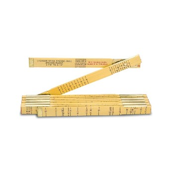 6ft. Masonry Folding Rule