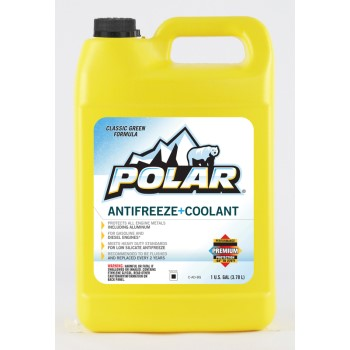 010 1g Polar Green Antifreeze