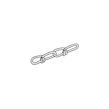 Campbell Chain 0722627 Double Loop Chain