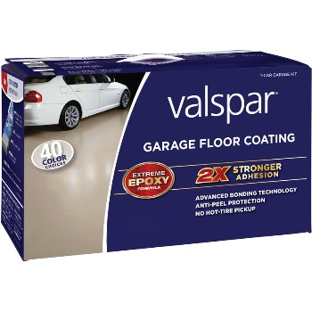 Epoxy Garage Floor Coating Kit ~ Tint Base