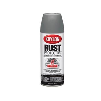 Krylon K06901800 Rust Protector Enamel, Gloss ~ Smoke Gray