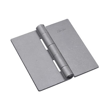 Heavy Surface Hinge,  Tight Pin/Steel ~ 4 x 4""