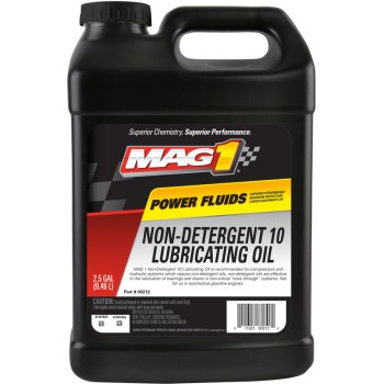 Mag1 Non-Detergent Lubricating Oil, 10W ~ 2.5 Gallons