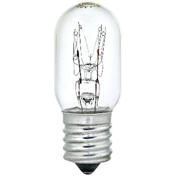 GE 35153 Appliance Bulb, 15 watt T7