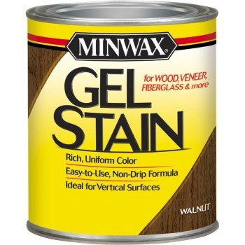 Gel Stain, Walnut ~ Quart