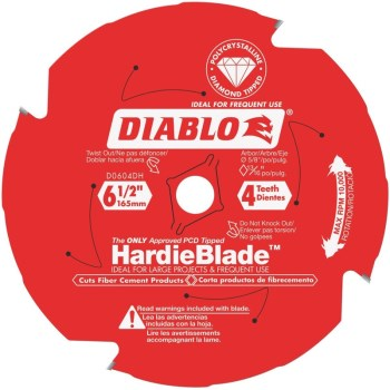 6.5in. 4t Pcd Blade