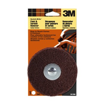 3M 051144094134 Sanding Disc Pad,  Paint/Varnish Remover ~ 5""