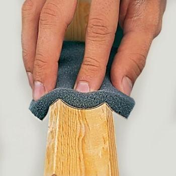 "Norton 07660700949 Flexible Sanding Sponge, 150 Fine Grit ~ 3"" x 4"""