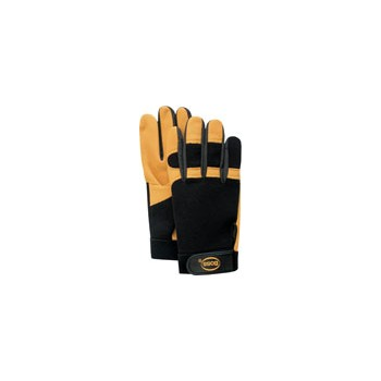 Boss 4048X Mechanic Gloves - Goatskin Palm - Unlined - Extra Large